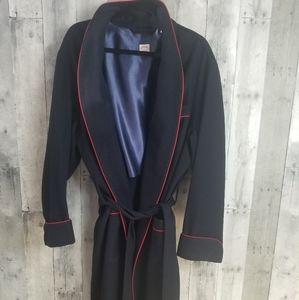 Brooks Brothers Wool Robe